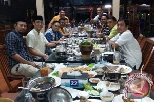 Alumni STPDN Sumsel silaturahim dan berbuka puasa bersama