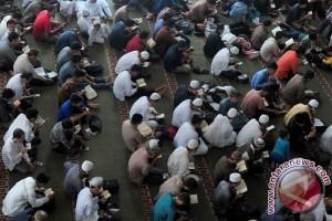 Ribuan peserta ikuti tilawah 10 jam Ramadhan