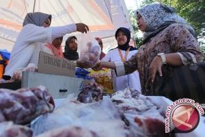 Minat Konsumsi Daging Beku Meningkat