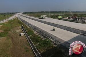 Tol Medan-Binjai akan dioperasikan untuk jalur mudik