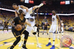 Warriors juara NBA 2017