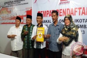 Hernoe bangun koalisi partai maju Pilkada Palembang