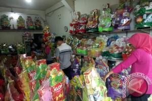 Penjualan parcel di Palembang jelang Lebaran meningkat