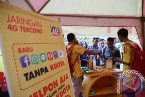 Indosat perkenalkan bebas berteleponan kepada masyarakat