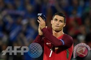 Ronaldo ukir trigol saat Portugal hancurkan kepulauan Faroe