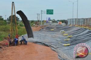 Kondisi tanah kendala pemeliharaan jalan di OKI