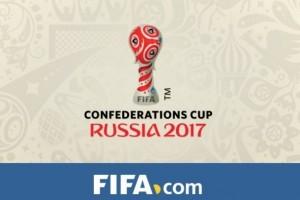 Jadwal pertandingan Piala Konfederasi