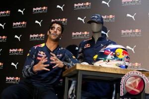 Ricciardo menangi Grand Prix Azerbaijan