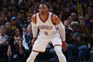 Russell Westbrook terpilih sebagai pemain terbaik NBA