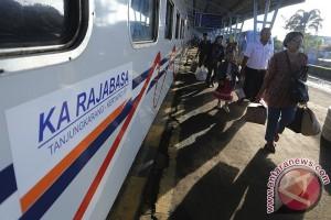 KAI angkut 4,85 juta penumpang Natal dan tahun baru