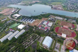 DPRD tinjau arena pertandingan Asian Games 2018