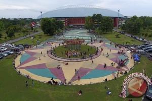 Kawasan Jakabaring Palembang diproyeksi jadi kota mandiri