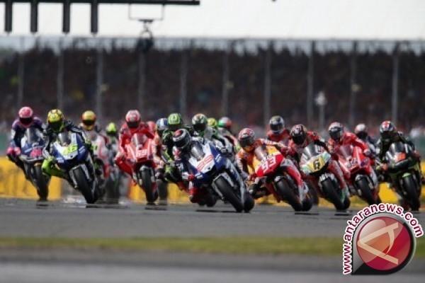 Hasil kualifikasi grand prix moto2 Austria