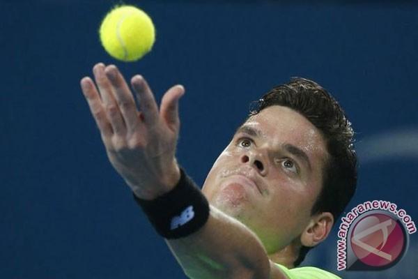 Raonic melaju ke putaran kedua Wimbledon