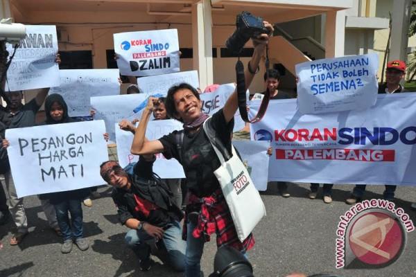 37 Pengacara siap dampingi wartawan Sindo