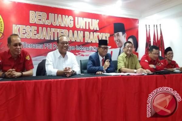 Delapan calon gubernur ikut survei PDI Perjuangan