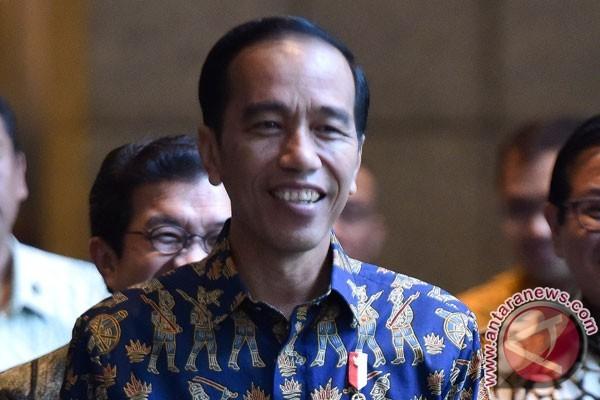 Jokowi dorong anak bangsa tak takut berkompetisi