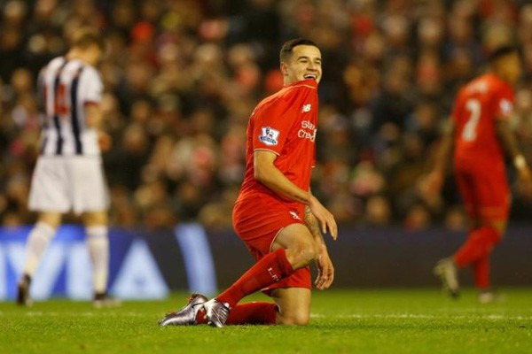 Rencana Barca rekrut Coutinho mendapat penolakan Liverpool