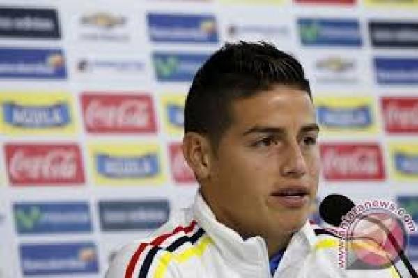 Rodriguez Cari Inspirasi Dari Reuni Dengan Ancelotti