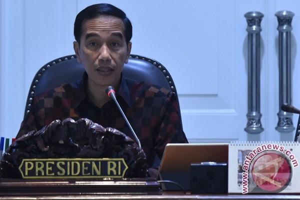 Presiden perintahkan setiap daerah siapkan bank tanah