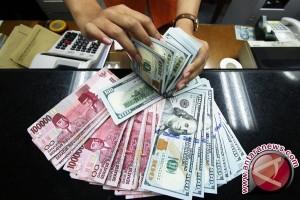 Dolar AS diperdagangkan bervariasi di tengah ketegangan politik