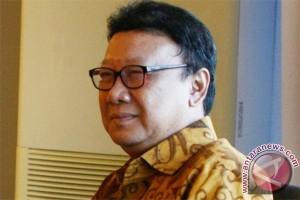 Gara-gara tender,  Mendagri resmi berhentikan Wabup Gorontalo