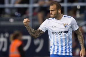 Everton rekrut penyerang Sandro dari Malaga
