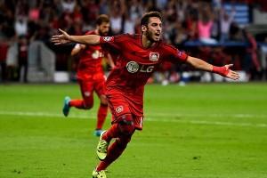 Milan rekrut Calhanoglu dari Leverkusen