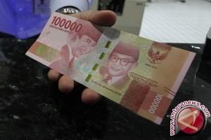 Rupiah Senin pagi menguat terhadap dolar AS
