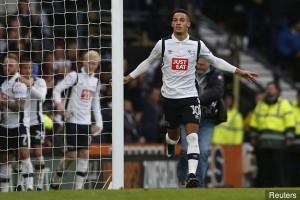 Huddersfield rekrut pemain sayap Ince dari Derby County