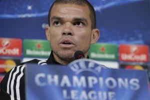 Pepe pindah ke Besiktas setelah sepuluh tahun membela Real