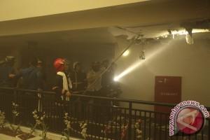 Kebakaran landa pasar grosir terbesar di Sumbar
