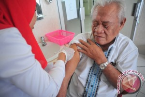 Calon haji segera suntik vaksin meningitis