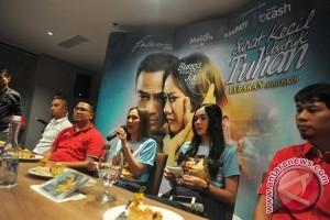 Aura Kasih bangga Palembang tuan rumah AG