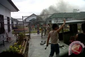 LP Aceh rusuh dan terbakar
