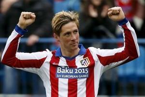 Torres perpanjang kontrak dengan Atletico