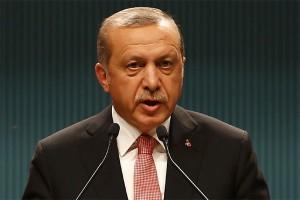 Erdogan kecam perlakukan terhadap Ozil