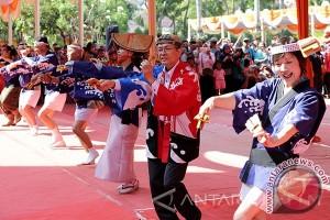 Festival tari Yosakoi ke-15