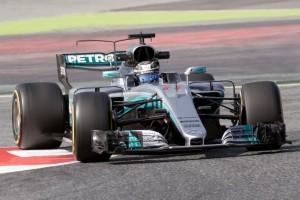 Bottas tahan Vettel untuk juarai GP Austria