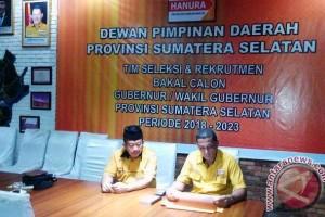 10 bakal calon gubernur Sumsel dekati Hanura