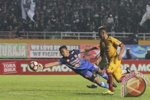 Sriwijaya FC Kalahkan PS TNI