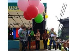 Indonesia tamu kehormatan di festival ketimun Suzdal