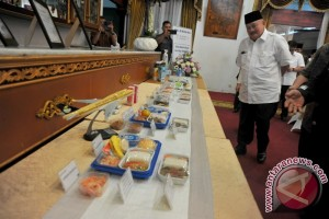 Makanan jamaah haji gunakan menu khas Indonesia