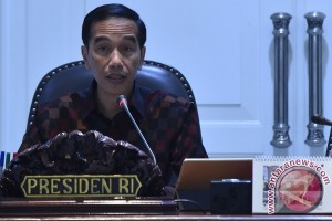 Jokowi: Jangan pikir pemerintah hanya bangun infrastruktur