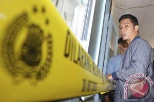 Kantor Dinas Pendidikan Sumsel dipasang garis polisi