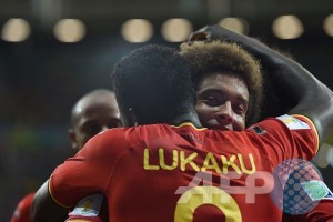 Gol Lukaku bawa MU ke perempat final Piala FA