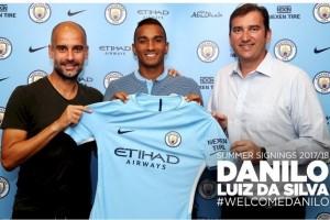 City datangkan Danilo dari Real Madrid