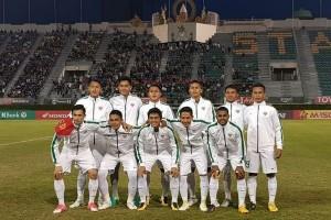 Indonesia gagal lolos Piala Asia U-23 2018