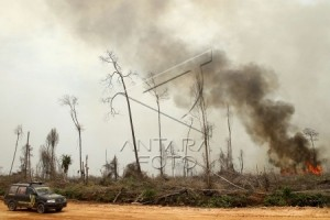 Pola Baru TNI dalam Patroli Pencegahan Karhutla di Riau