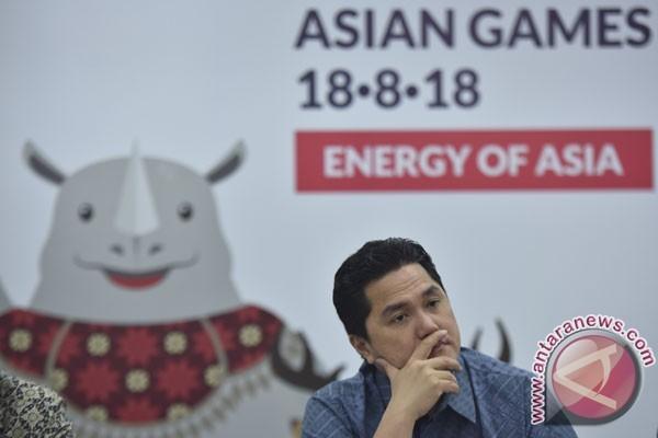 Pertandingan Asian Games di Senayan menunggu IOC-OCA